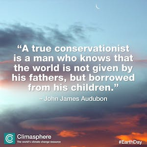 Audubon quote graphic