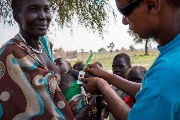 South Sudan 600
