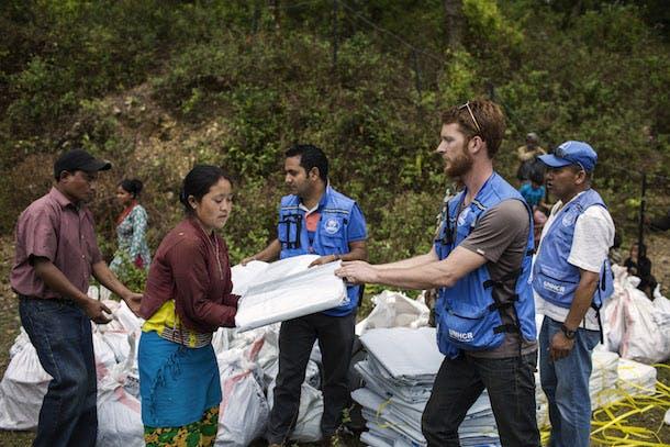 Aftermath Nepal
