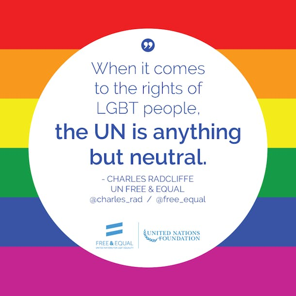 9 Quotes to Inspire Action during Pride Month | unfoundation org