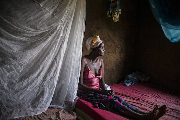 THE PROBLEM OF MALARIA FOR REFUGEES PEOPLE, IN WEST OF UGANDA.