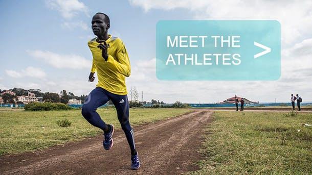 Meet tjhe athletes
