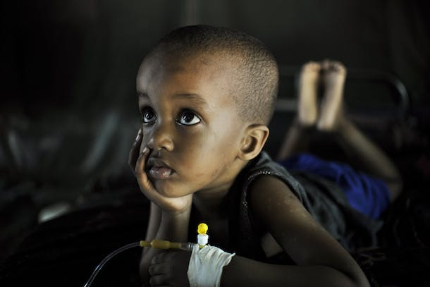 Burundian health clinic in Mogadishu