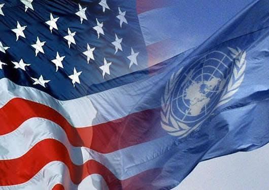 USUN Flag