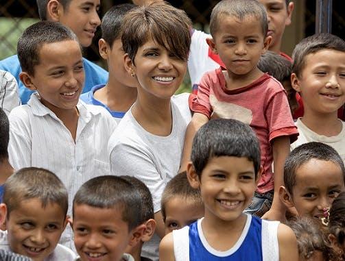 Kors/ WFP shoot in El Cu· area of Jinotega department of Nicaragua.
