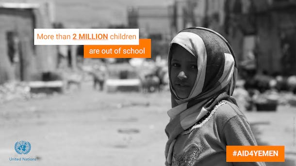 More than 2 Million children are out of school