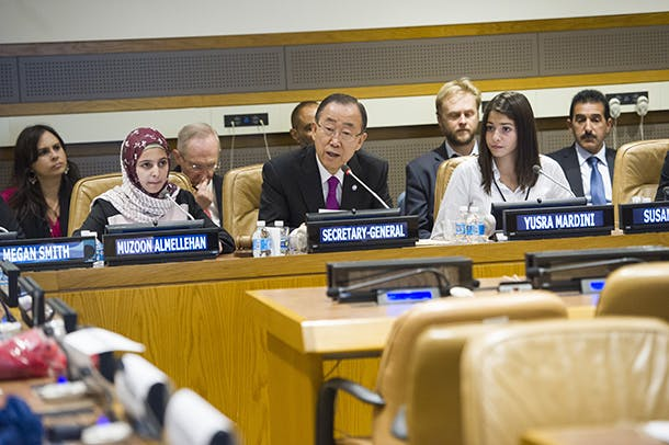 High-level Civil Society Event of the UN Summit for Refugees and Migrants