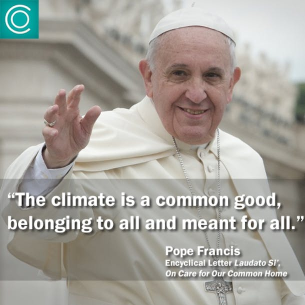 climatepope