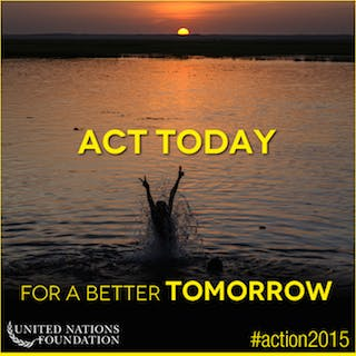 Digital Schedule: Launch of action/2015 | unfoundation.org