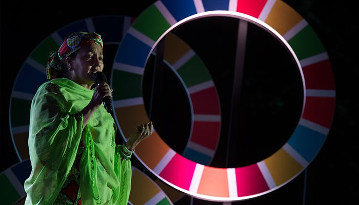 Smashing Siloes: A New Era of Alliances and Partnerships for the SDGs