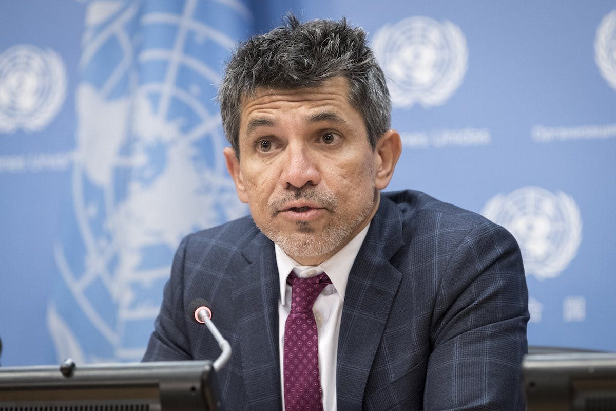 Meet the UN Expert Defending LGBTI Human Rights Around the World
