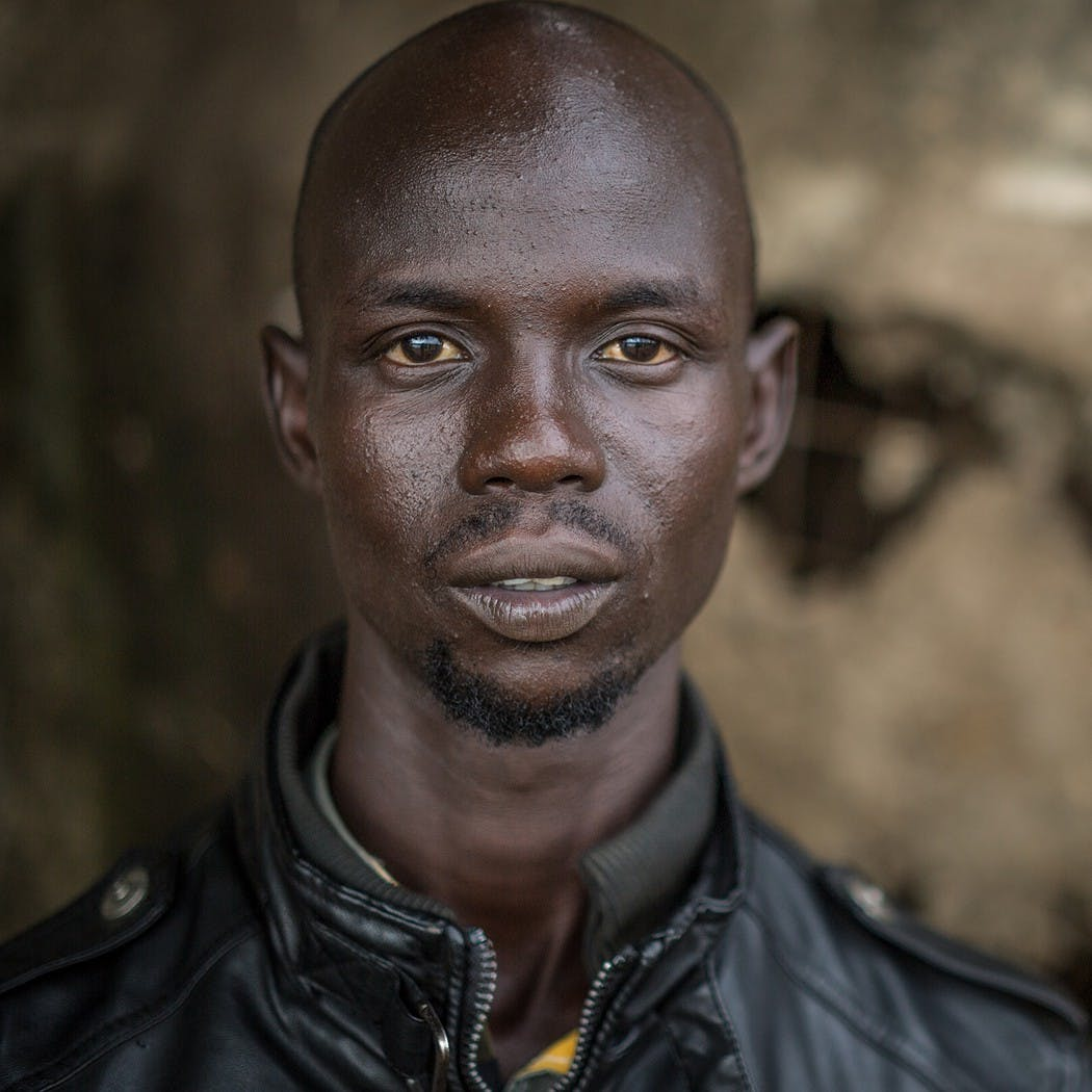 How A Refugee-Turned-Photographer in South Sudan Got His Start