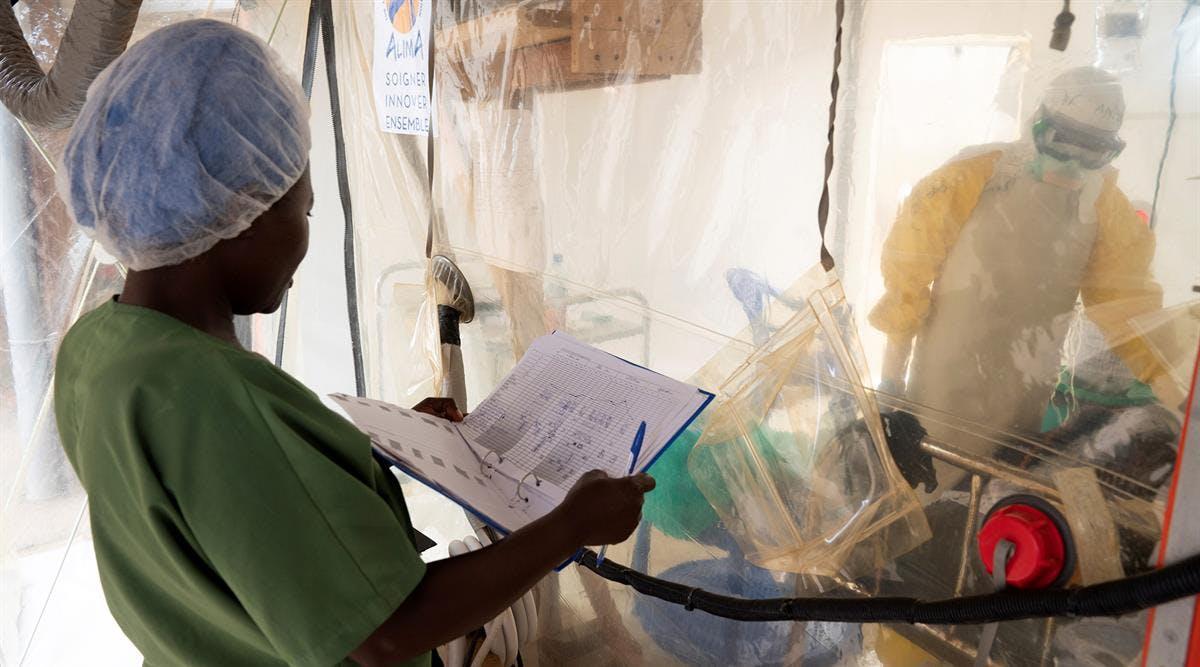 A Year On, Ebola Still Rages   unfoundation.org