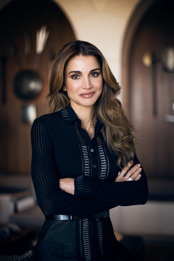 HER MAJESTY QUEEN RANIA AL ABDULLAH (JORDAN) | unfoundation.org