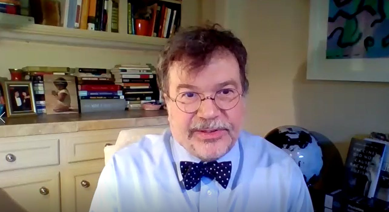 Q&A with Dr. Peter Hotez: Behind the Scenes of COVID-19 Vaccine ...